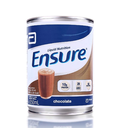 圖片 Ensure Liquid Choco 250 ml (Stackable), ENSURECHOCOSTACKABLE