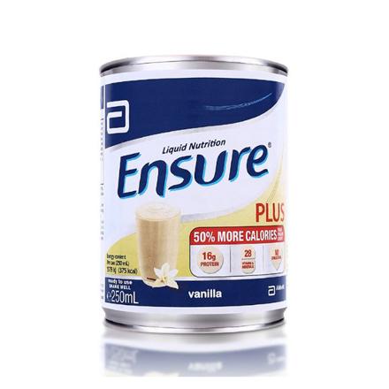 圖片 Ensure Plus RTU 250 ml (Stackable), ENSUREPLUSSTACKABLE