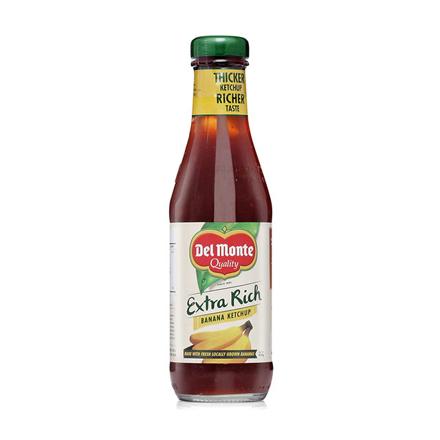 圖片 Del Monte Banana Ketchup Extra Rich 320g, DEL136