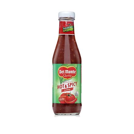 圖片 Del Monte Hot and Spicy Ketchup 320g, DEL25