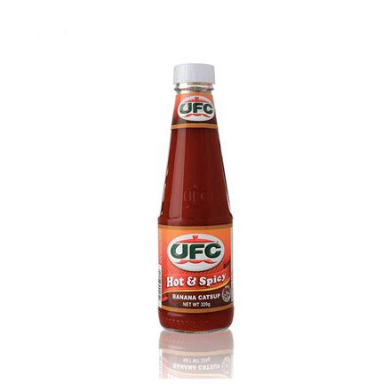 圖片 UFC Banana Catsup Hot and Spicy 320g, UFC01