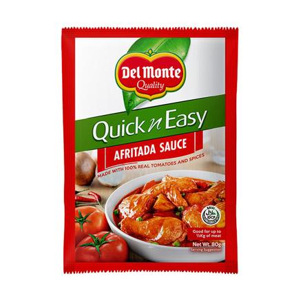 圖片 Del Monte Quick 'n Easy Afritada Sauce 80g, DEL232