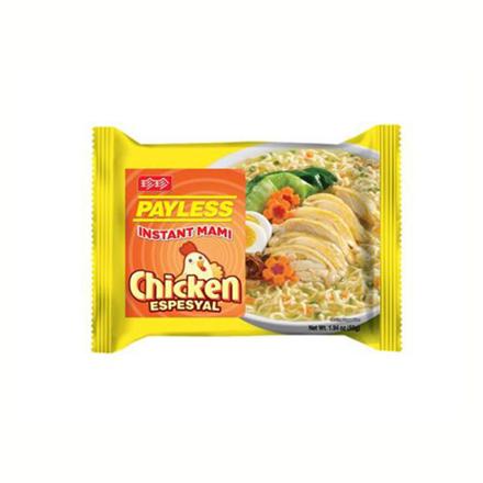 圖片 Payless Instant Mami Chicken 55g, PAY02