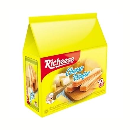 圖片 Richeese Cheese Wafer 22g 10 packs, RIC24