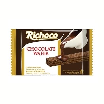 圖片 Richoco Chocolate Wafer 50g, RIC22