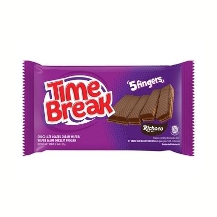 圖片 Richoco Time Break Chocolate 20g 10 packs, RIC29