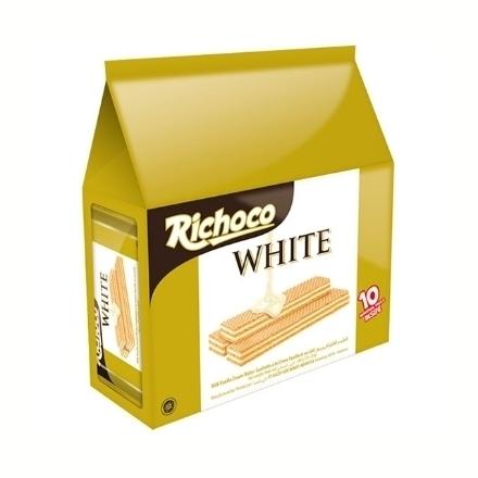 圖片 Richoco White Wafer 22g 10 packs, RIC25