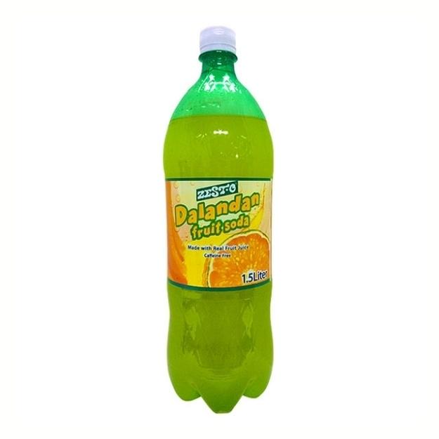 圖片 Zesto Dalandan Soda Pet Bottle 1.5 ml, ZES69