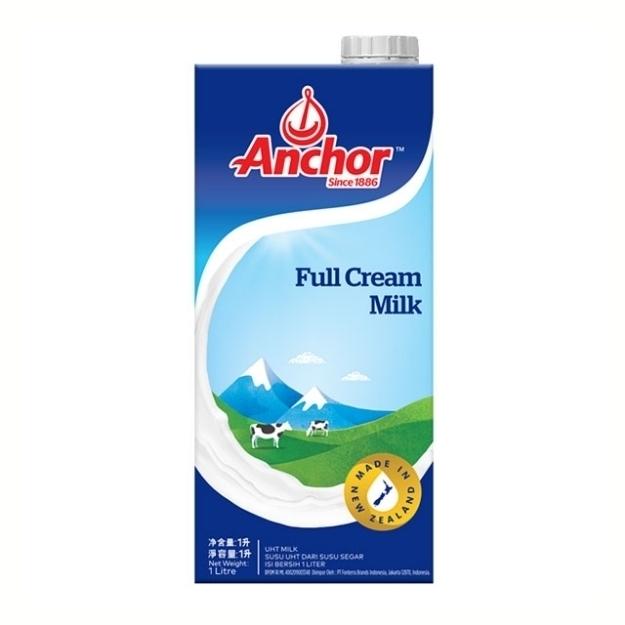 圖片 Anchor Milk Fresh 1 L, ANC01