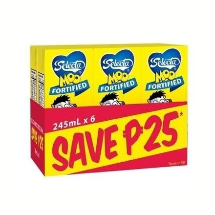 圖片 Selecta Moo Milk Chocolate 245 ml 6 pcs, SEL06A