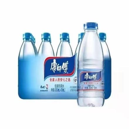 圖片 Kang Shi Fu Mineral Water 380ml, 28 Bottle/ Box, 康师傅 矿泉水 (380ml) 1*28瓶