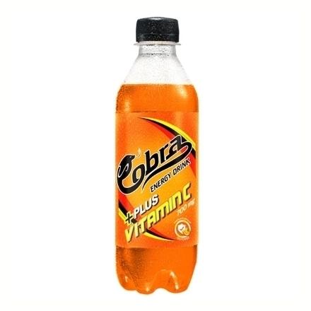 圖片 Cobra Energy Drink Defense Vitamin C 350 ml, COB07