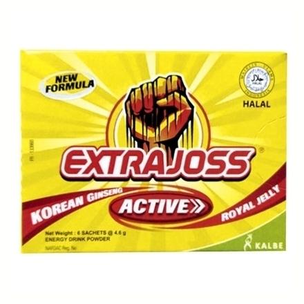 圖片 Extra Joss Active Energy Drink 4g 6 pcs, EXT03B
