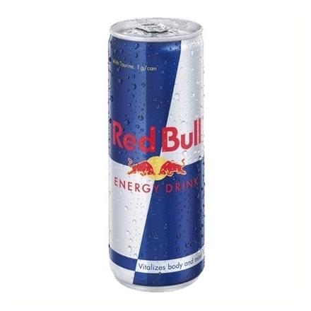 圖片 Red Bull Energy Drink in Can 250 ml, RED06