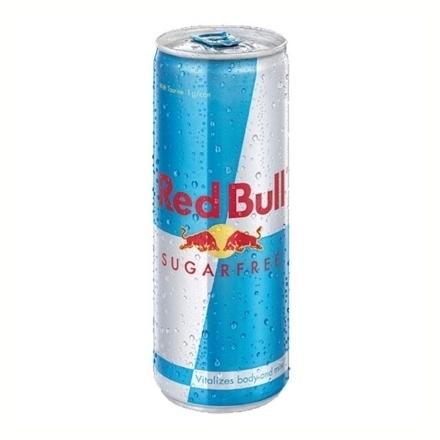 圖片 Red Bull Energy Drink in Can Sugar Free 250 ml, RED10