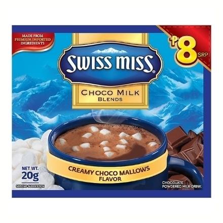 圖片 Swiss Miss Creamy Choco Mallows 20g 10 pcs, SWI09