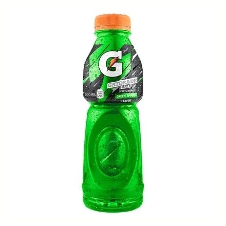 圖片 Gatorade Green Apple Pet Bottle 500 ml, GAT15