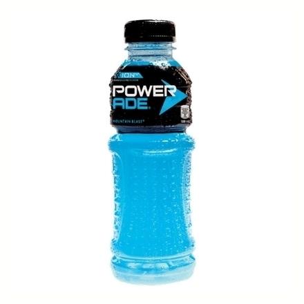圖片 Powerade Mountain Blast 500 ml, POW03