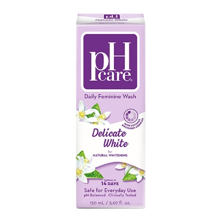 Picture of PH Care Delicate White 150 ml, PHC45
