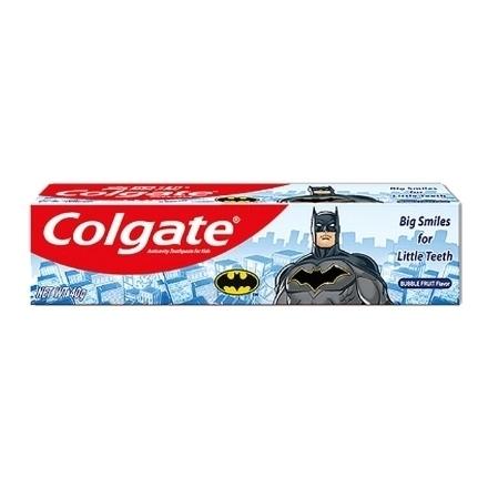 圖片 Colgate Toothpaste Kids Batman 40 g, COL10