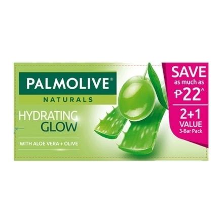 圖片 Palmolive Naturals Soap Hydrating Glow 80g, PAL92