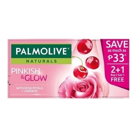 圖片 Palmolive Naturals Soap Pinkish & Glow 115g, PAL93