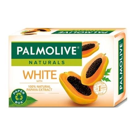 圖片 Palmolive Naturals Soap White w/  Natural Papaya 115g, PAL71