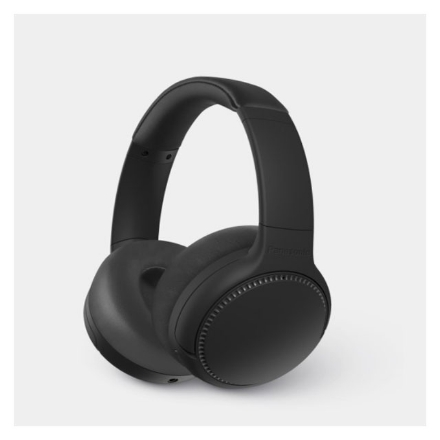 Picture of Panasonic RB-M500BE Deep Bass Wireless Headphone, RB-M500BE