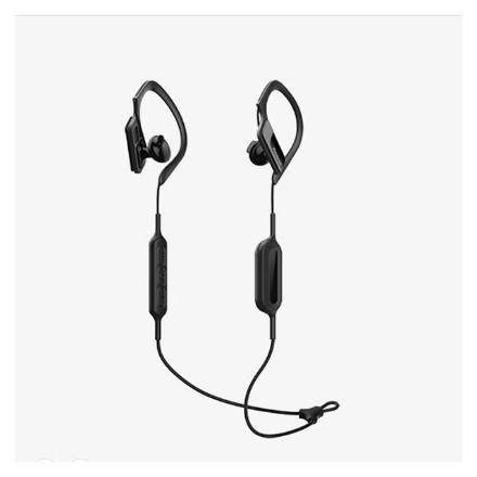 Picture of Panasonic RP-BTS10E Sport Wireless Headphones, RP-BTS10E