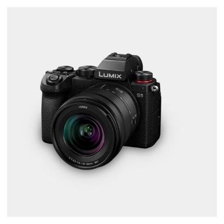 Picture of Panasonic DC-S5KGA-K Hybrid Mirrorless Compact Camera, DC-S5KGA-K