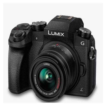 Picture of Panasonic DMC-G7KPP-K Digital Camera, DMC-G7KPP-K