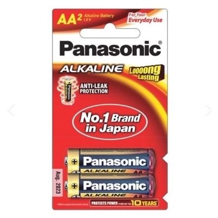 Picture of Panasonic LR6T Alkaline Batteries, LR6T