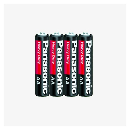 Picture of Panasonic R6DPT Heavy Duty Batteries, R6DPT