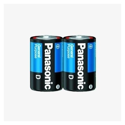 Picture of Panasonic R20UPT General Purpose Batteries, R20UPT