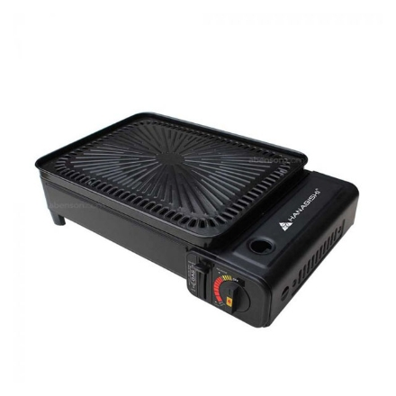 Picture of Hanabishi HPORTGRCOOK-3IN1 Portable Gas Griller, 174734